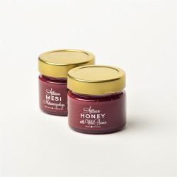 Honey with Wild Berries