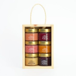 Artisan Honey gift set 6x100 g